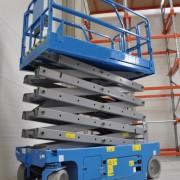 Opravy a revize vyhrazených zdvihacích zařízení
